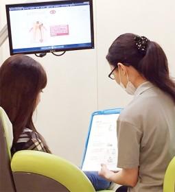 診療の流れ:初診時